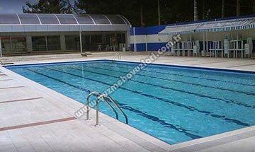 Erbaa Belediyesi Yüzme Havuzu