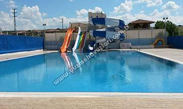 Tepeşehir Yüzme Havuzu